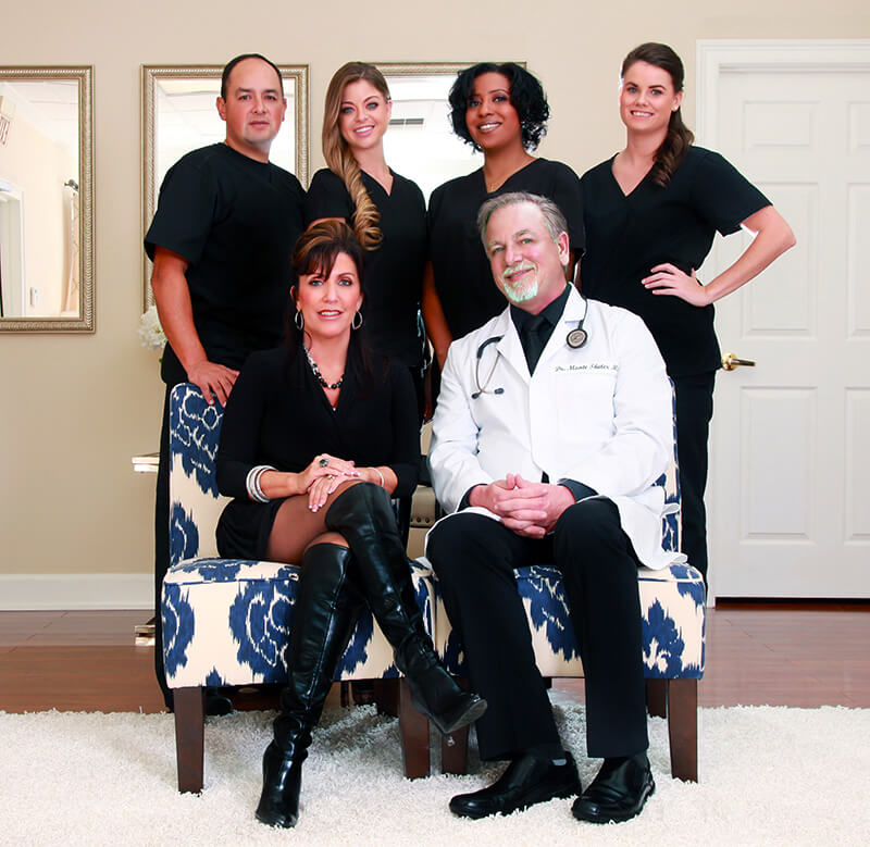 Aesthetic Body Sculpture Clinic Team