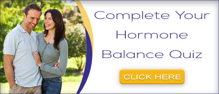 anti-aging with hormone balance