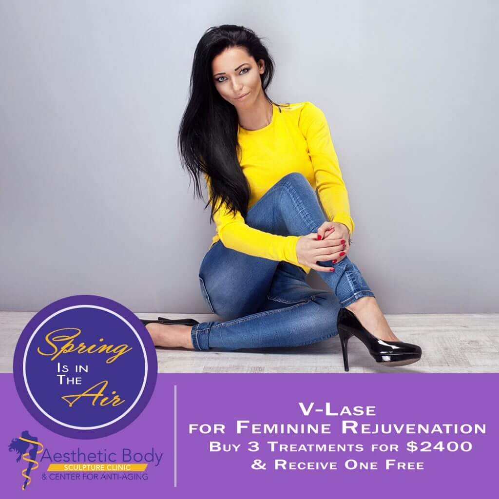 Feminine rejuvenation includes the O-shot and V-lase as well as thermiva