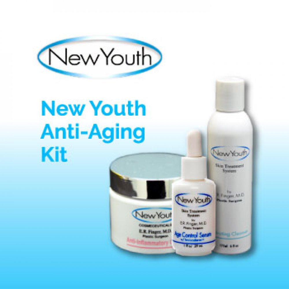 New Youth Anti-Aging Kit