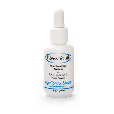 New Youth Skin Care Age Control Serum in Atlanta