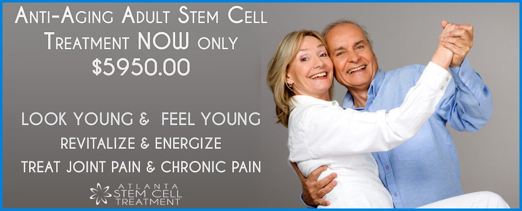 Atlanta Stem Cell Treatment Special