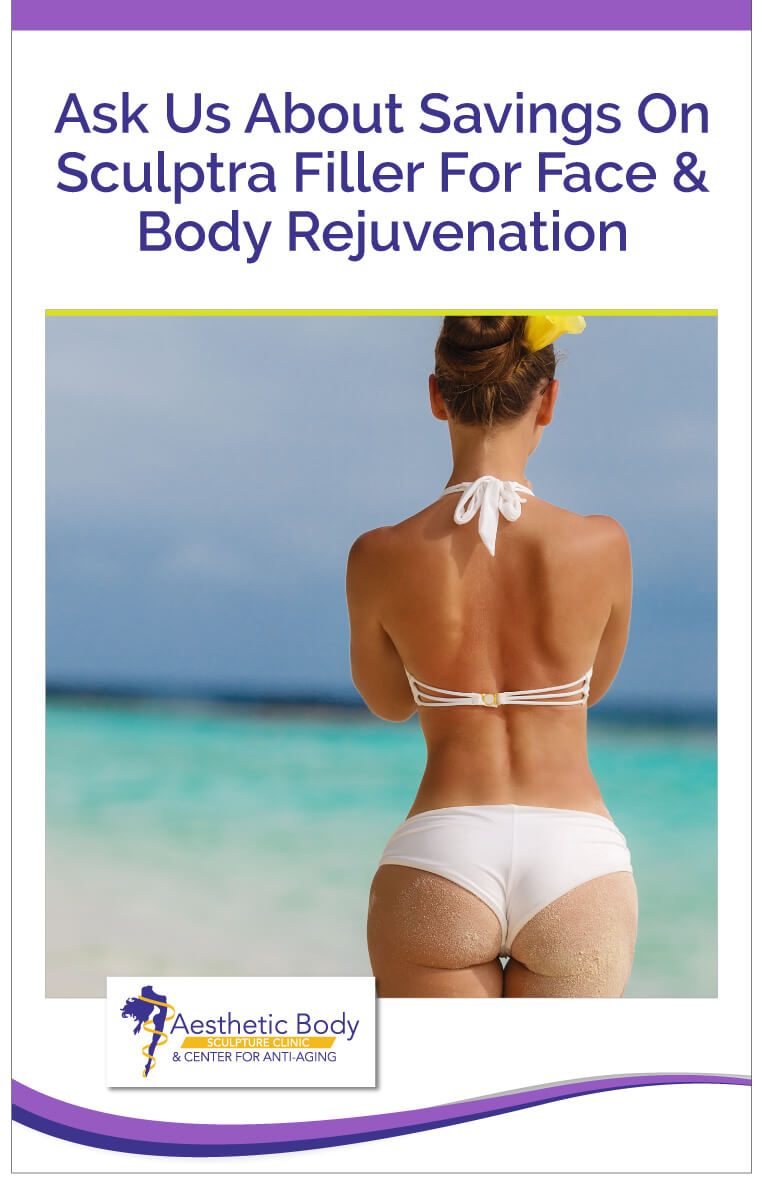 SlaterMD Specials Save on Sculptra Butt Lift