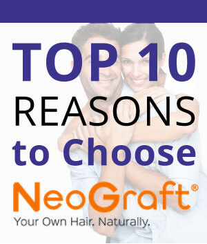 The Top 10 Reasons to Choose Neograft Hair Restoration