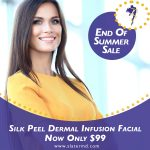 Silk Peel Dermal Infusion Facial Now Only $99