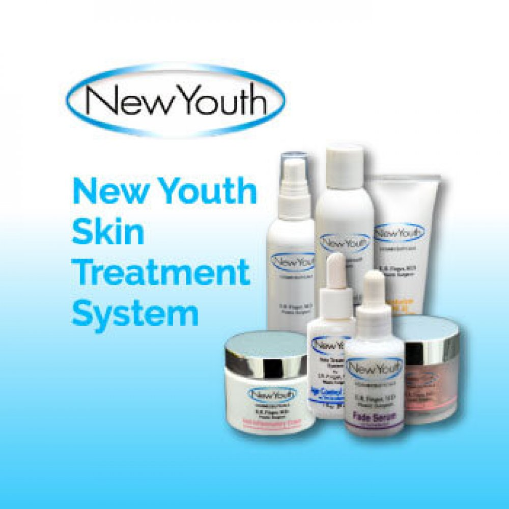New Youth Skin Treatment System