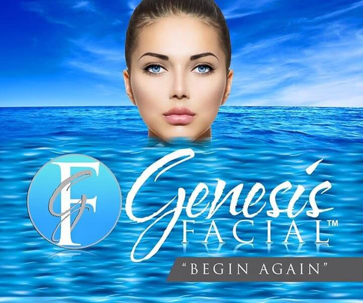 Genesis Facial is a new method of facial rejuvenation utilizing amnion which contains growth factors.