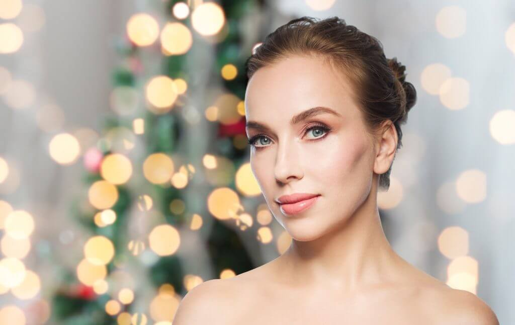 look great this holiday season with a quick beauty fix by Dr. Slater