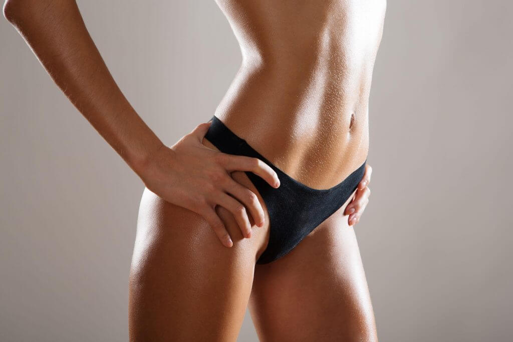 defined abs at Aesthetic Body Sculpture Clinic and Center for Anti-Aging