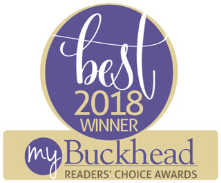 Aesthetic Body Sculpture Clinic & Center for Anti Aging Voted Best Buckhead Medical Spa Logo for winning best Medical Spa nominated Buckhead's Readers Choice Award 2018