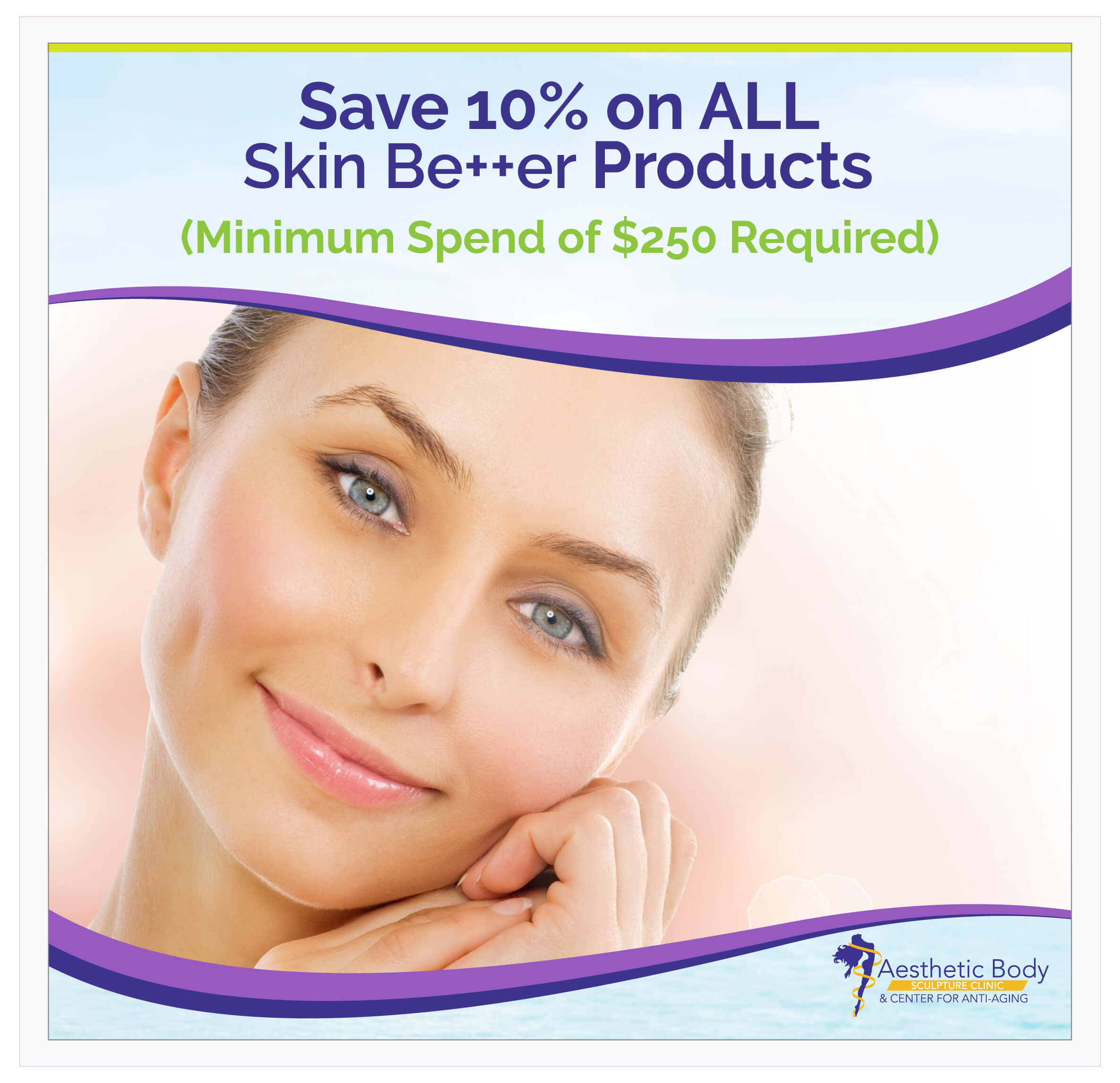 SlaterMD May and June Skin Be++er Products Special
