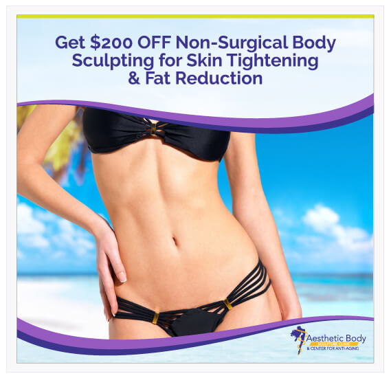 SlaterMD May and June Body Sculpting Special