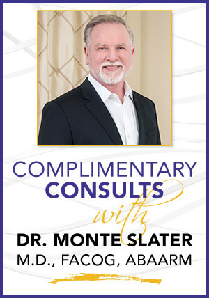 Dr. Monte Slater Aesthetic Treatment Expert