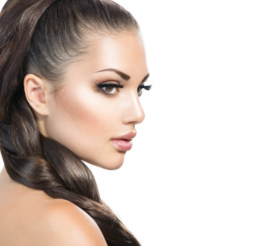 Top Reasons why your hair is falling out could be tight hair styles. Don't sleep in your ponytail.