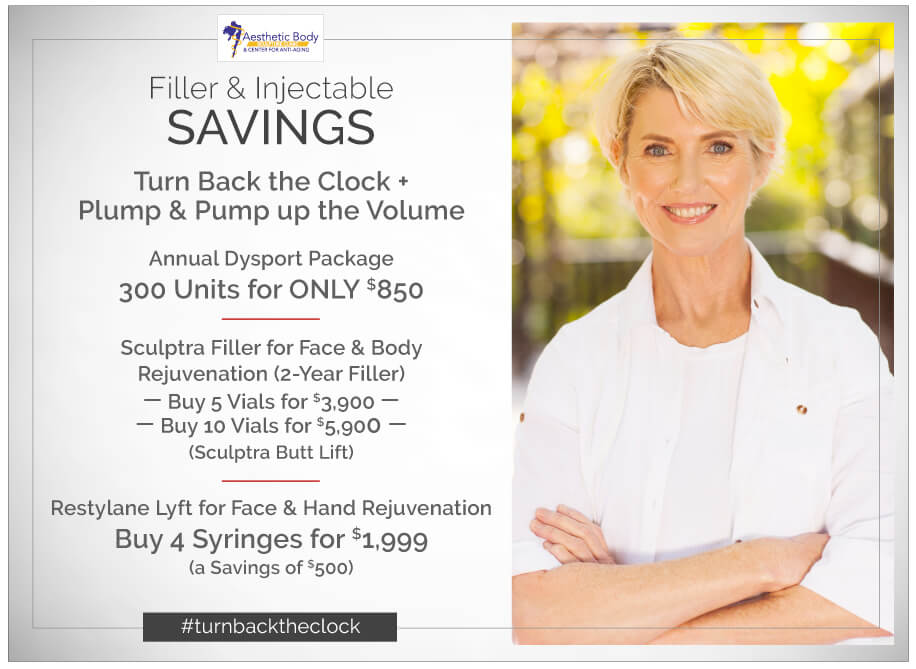 SlaterMD Specials_Filler & Injectable Savings