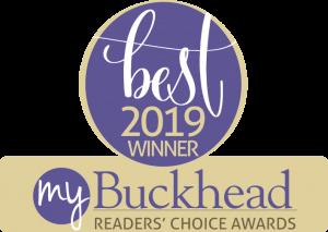 My Buckhead Readers Choice Award - Top Medical Spa 2019