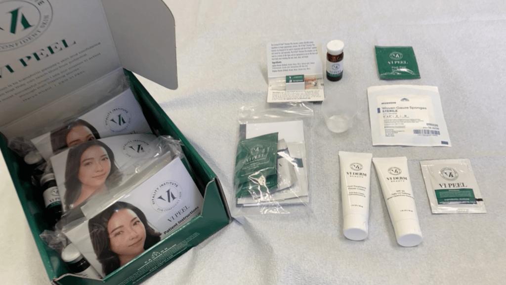 Chemical Peel for Skin Rejuvenation offered by Dr. Monte Slater