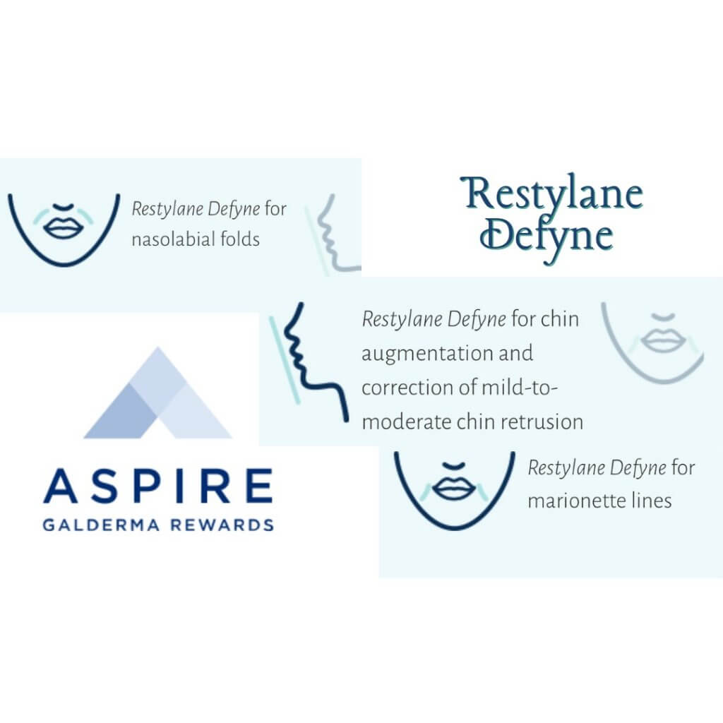 Restylane Defyne offered at Aesthetic Body Sculpture Clinic