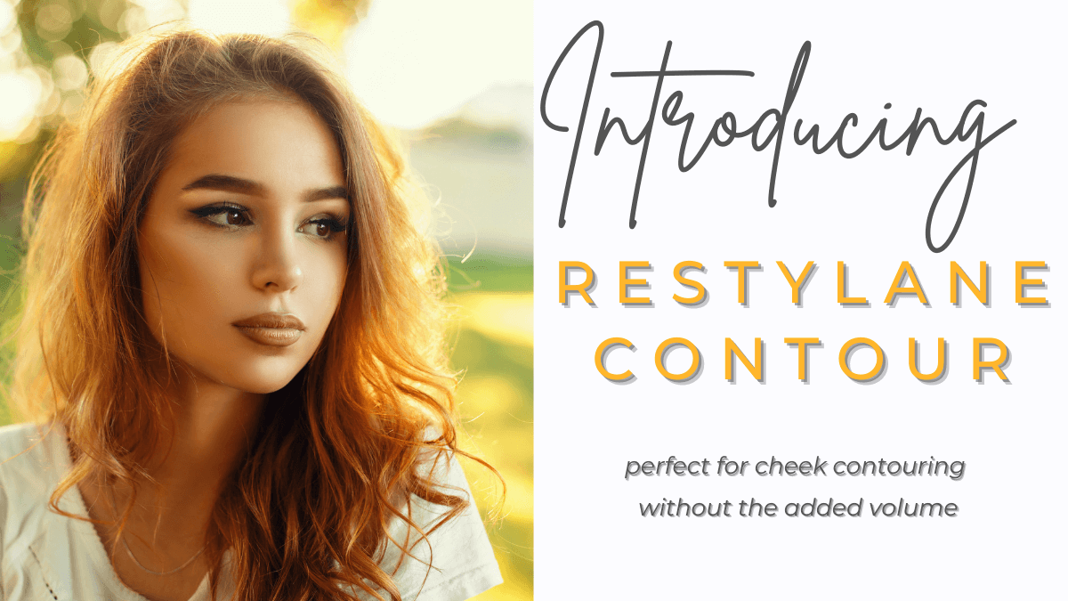Contour and Restore Volume in the Face and Cheeks with Restylane Contour at Aesthetic Body Sculpture Clinic
